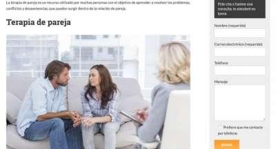 Páginas para psicólogos en Ciudad Real