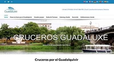 web de paseos en barco