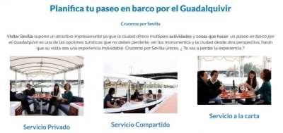 web de reservar de turismo