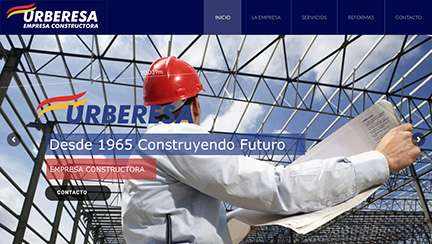 web empresa construcciones y reformas