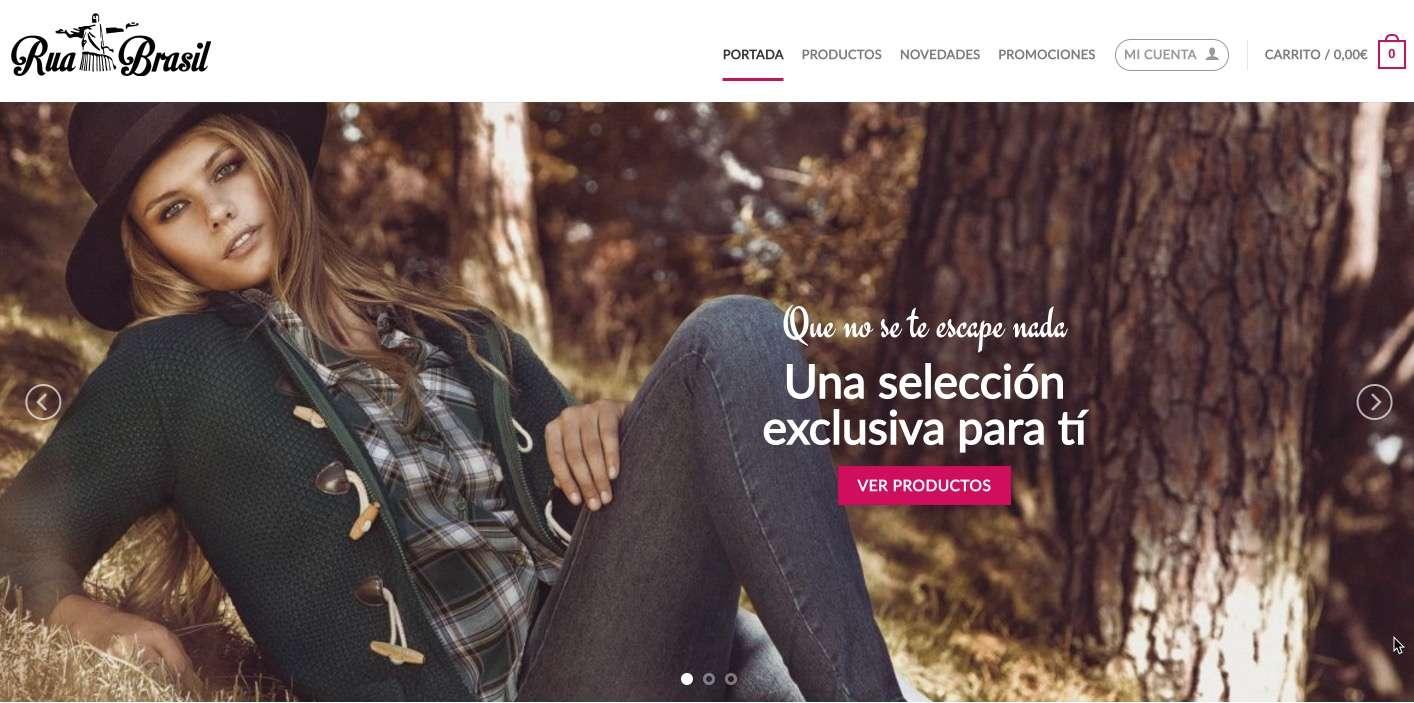 Tiendas online de ropa moda zapatos y complementos
