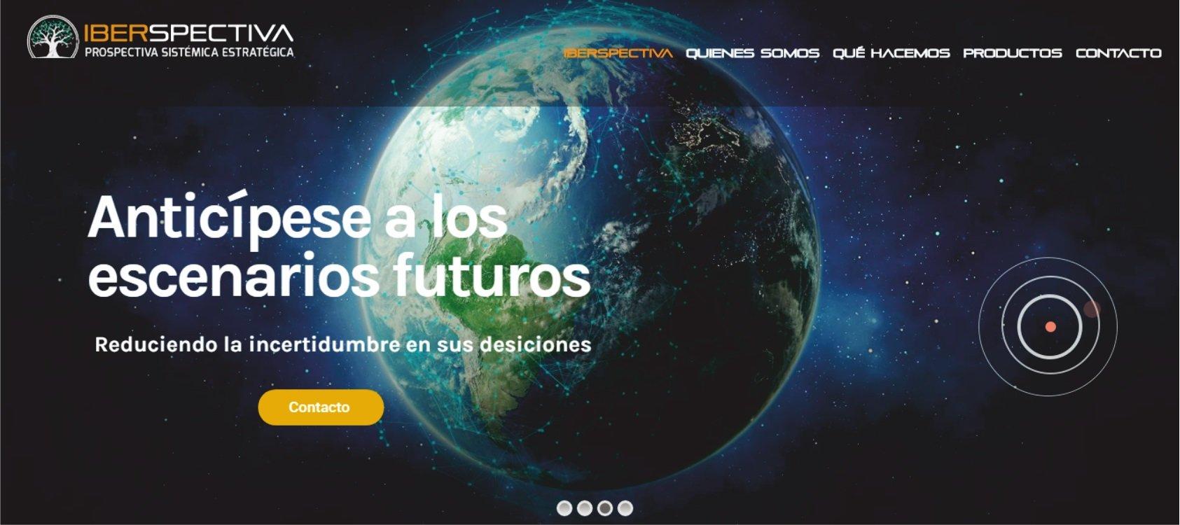 modelos web para empresas de ingeniería