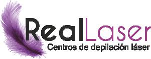 Diseño logo Real Láser Depilación