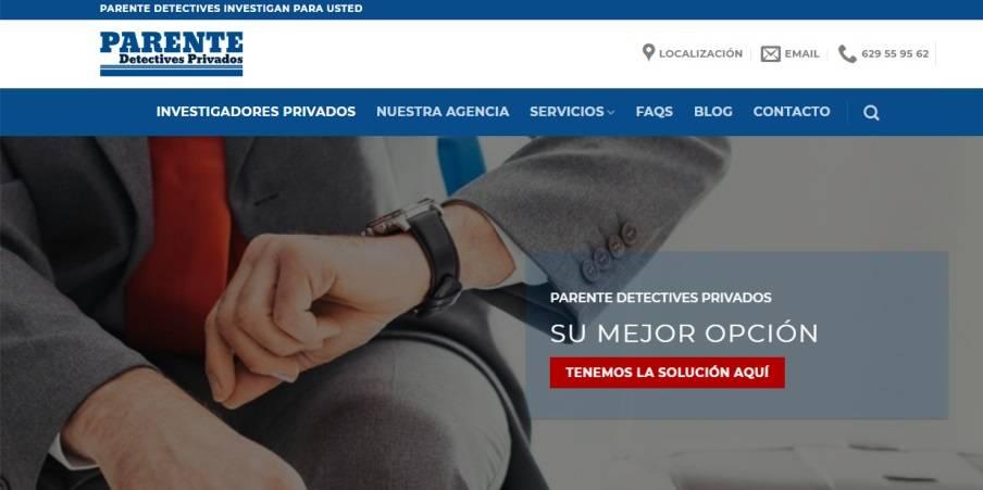 Páginas web para detectives privados